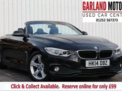 used BMW 420 4 Series d SE 2dr