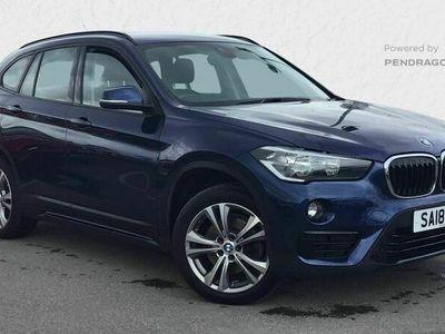 used BMW X1 xDrive 20d Sport 5dr Step Auto 2.0