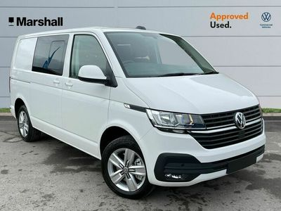 used VW Transporter 2.0 BiTDI 199 Highline Kombi Van DSG
