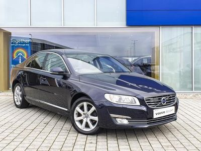 used Volvo S80 D4 SE Lux (Park Assist, Winter Pack, Bluetooth)