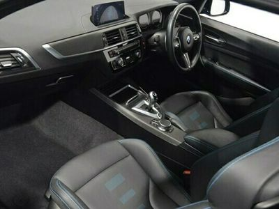 used BMW M2 PETROL SEMI AUTOMATIC COUPE 2 DOORS