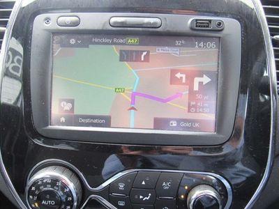 used Renault Captur 4x4 Dynamique Nav Energy TCe 120 5d