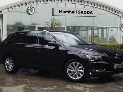 used Skoda Superb 2.0 TDI CR SE Technology 5dr