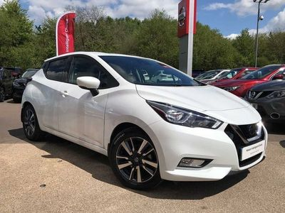 used Nissan Micra 0.9 IG-T 90 N-Connecta 5dr