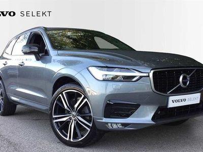 used Volvo XC60 II B5 (Diesel) AWD R-Design Pro Auto ( Rear Camera, Smartphone, Air Suspension )