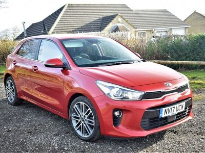 used Kia Rio 1.0 T GDi 118 First Edition 5dr hatchback special edition