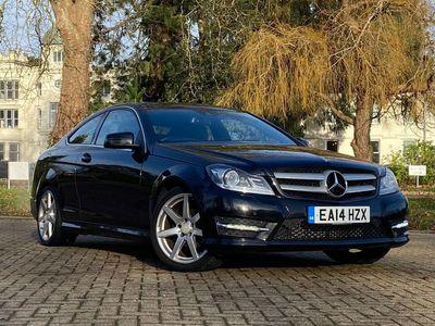 used Mercedes C180 C-ClassAMG Sport Edition 2dr Auto [Premium Pl]