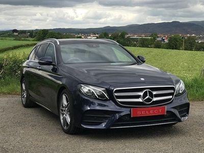 used Mercedes E220 E-ClassAMG Line Premium 5dr 9G-Tronic