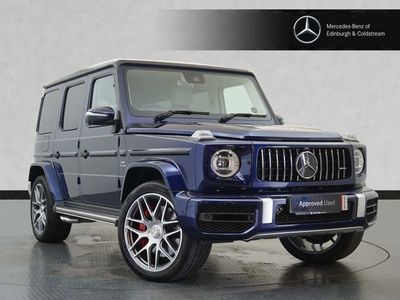 used Mercedes G63 AMG G-ClassAMG 4Matic Auto 4.0 5dr