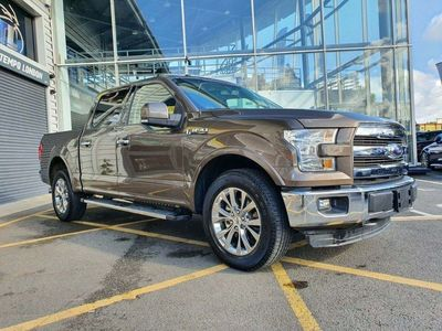 used Ford F-150 Premium Lariat Edition 5.0L V8 Petrol UK 5dr