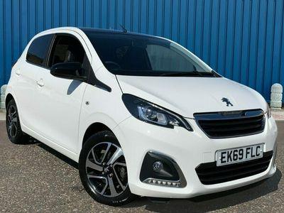 used Peugeot 108 1.0 Allure (s/s) Hatchback 5d