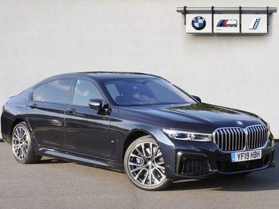 used BMW 740L 7 SERIES 2019 Leeds i M Sport 4dr Auto