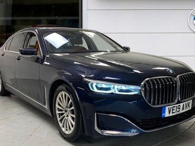used BMW 740L 7 Series i Saloon