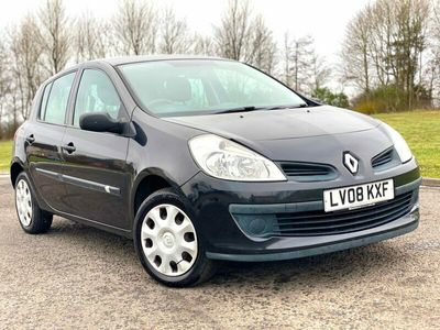 used Renault Clio 1.2 16V Extreme 5dr
