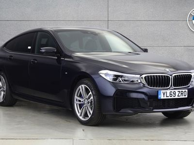 used BMW 630 d M Sport GT