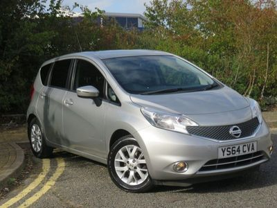 used Nissan Note 1.5 dCi Acenta 5dr Hatchback 2014