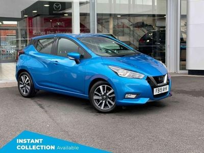used Nissan Micra 2019 Nottingham Acenta Limited Edition
