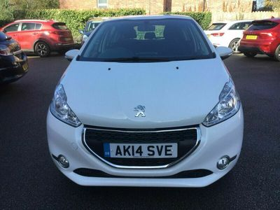 used Peugeot 208 1.4 HDi FAP Active 5dr