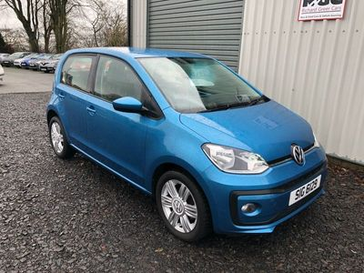 used VW up! UP! 1.0 BlueMotion Tech High(s/s) 5dr