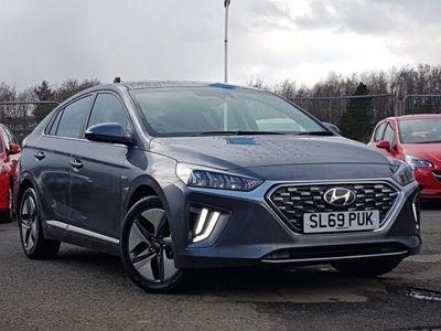 used Hyundai Ioniq 1.6 Gdi Hybrid 1St Edition 5Dr Dct