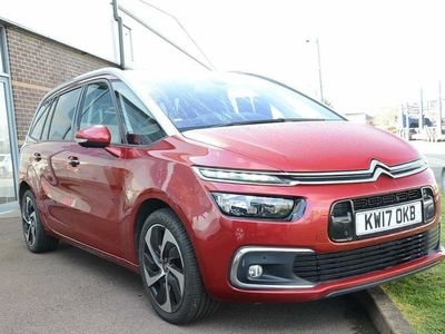 used Citroën Grand C4 Picasso 2.0 BlueHDi Flair 5dr EAT6 MPV 2017