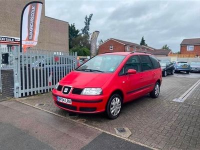 used Seat Alhambra 1.9 TDi PD S 7 5dr