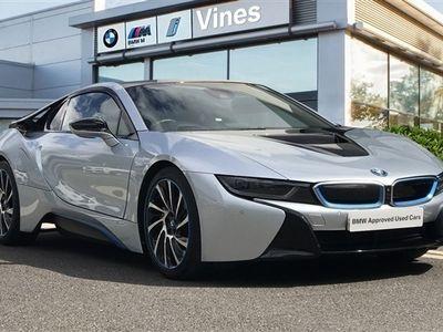 used BMW i8 i8Coupe Auto