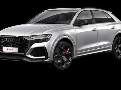 used Audi RS Q8 Rs Q8Tfsi Quattro Carbon Black 5Dr Tiptronic