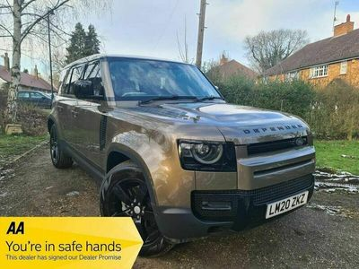 used Land Rover Defender 110 2.0 SD4 First Edition Auto 4WD (s/s) 5dr