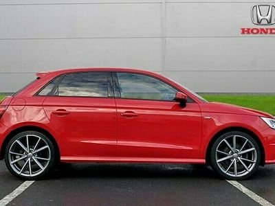 used Audi A1 Sportback SPECIAL EDITIONS 1.4 TFSI 150 Black Edition 5dr S Tronic