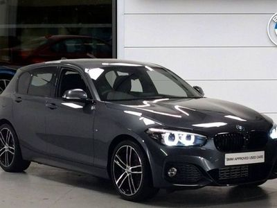used BMW 118 1 Series d M Sport Shadow Edition 5-door