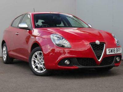 used Alfa Romeo Giulietta 2.0 JTDM-2 Super (s/s) 5dr