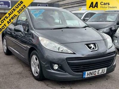 used Peugeot 207 1.4 VERVE 5d 73 BHP NEW STOCK DUE IN