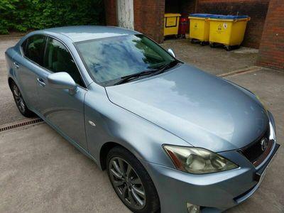 used Lexus IS220d 2.2 TD SE 4dr