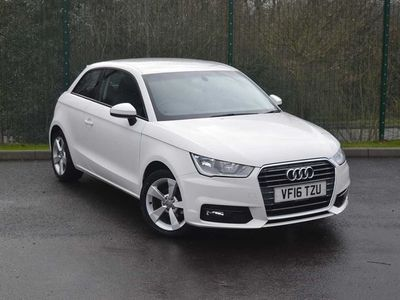 used Audi A1 Sport 1.0 TFSI 95 PS 5-speed