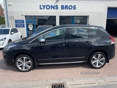 used Peugeot 3008 ALLURE BLUE HDI S/S