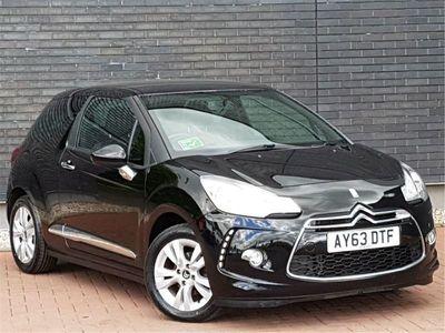 used Citroën DS3 1.6 Vti 16V Dstyle 3Dr Auto