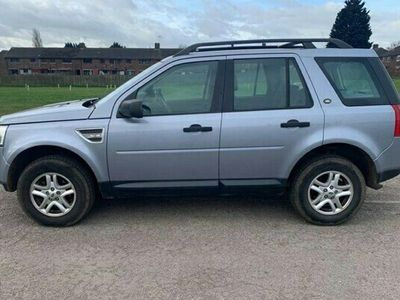 used Land Rover Freelander Station Wagon 2.2 Td4 S 5d Auto
