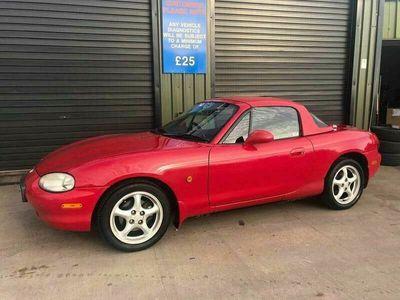 used Mazda MX5 1.8