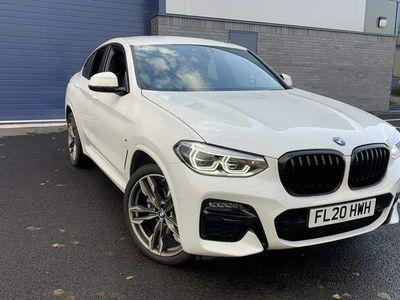 used BMW X4 xDrive M40i 5dr Step Auto