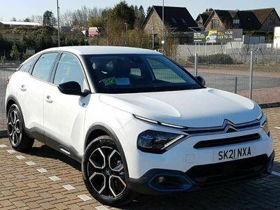used Citroën C4 E Sense Plus