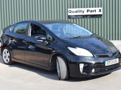 used Toyota Prius 1.8 VVT-h T4 CVT 5dr (Leather)