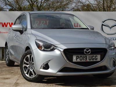 used Mazda 2 1.5 Gt Sport Nav+ 5Dr
