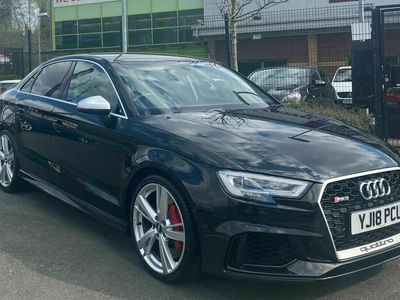 used Audi RS3 2.5 TFSI S Tronic quattro (s/s) 4dr