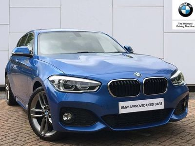 used BMW 118 1 Series I [1.5] M Sport 5Dr