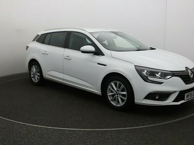used Renault Mégane EXPRESSION PLUS DCI 1.5 5dr