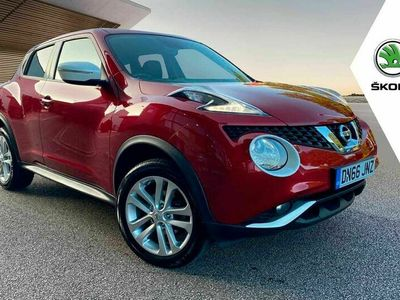 used Nissan Juke 1.5 dCi Acenta Premium 5-Door Hatchback 5dr