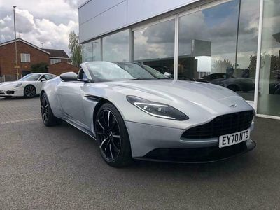used Aston Martin DB11 V8 Volante 2dr Touchtronic