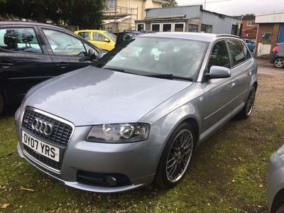 used Audi A3 Sportback 2.0 TFSI S line Special Edition quattro 5dr