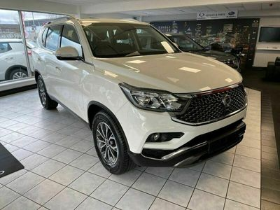 used Ssangyong Rexton 2.2 ELX 5dr Auto 20MY 7 Seat